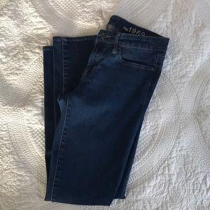 Gap 1969 Always Skinny Stretchy Jeans